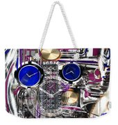 Old Blue Eyes Weekender Tote Bag