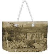 Old Boothill Cemetery Weekender Tote Bag