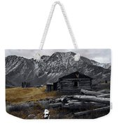 Old Boston Mine Weekender Tote Bag