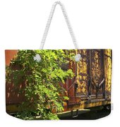 Old Boxcar Dying Slowly Weekender Tote Bag
