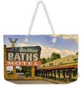 Old Buckhorn Baths Weekender Tote Bag