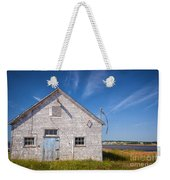 Old Building In North Rustico Weekender Tote Bag