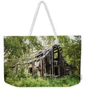Old Building - Liberty Washington Weekender Tote Bag