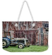 Old But Not Done Weekender Tote Bag
