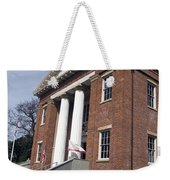 Old California State Capitol Building Benicia Weekender Tote Bag