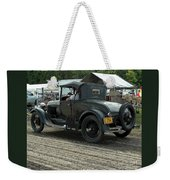 Old Car 2 Weekender Tote Bag