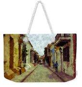 Old Cartagena 1 Weekender Tote Bag