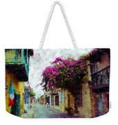 Old Cartagena 2 Weekender Tote Bag