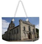 Old Church - Loire - France Weekender Tote Bag
