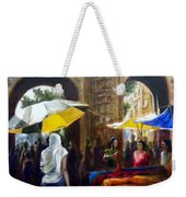 Old City Ahmedabad Series 8 Weekender Tote Bag