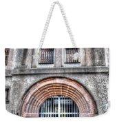 Old City Jail Entrance Weekender Tote Bag