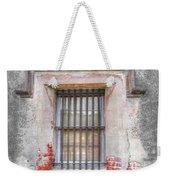The Old City Jail Window Chs Weekender Tote Bag