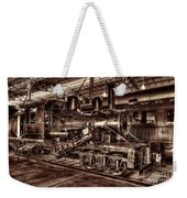 Old Climax Engine No 4 Weekender Tote Bag