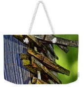 Old Clothes Pins I Weekender Tote Bag