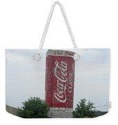 Old Coke Silo Weekender Tote Bag