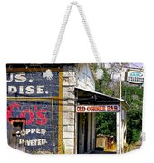 Old Corner Bar - Dayton - Nevada Weekender Tote Bag