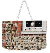 Old Cottage Window Sussex Uk Weekender Tote Bag