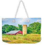 Old Country Farm And Barn Weekender Tote Bag