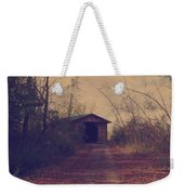 Old Country Road  Weekender Tote Bag