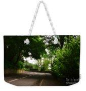 Old Country Road - Peak District - England Weekender Tote Bag