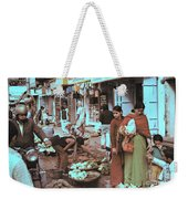 Old Delhi 1978 Weekender Tote Bag