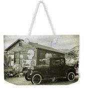 Old Desert Model A Weekender Tote Bag