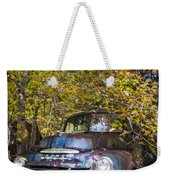 Old Dodge Weekender Tote Bag
