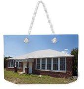 Old Duffau Schoolhouse Weekender Tote Bag by Jason O Watson
