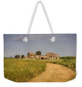 Old Farm - Barn Weekender Tote Bag