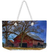 Old Farm Weekender Tote Bag