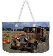 Old Farm Truck Weekender Tote Bag
