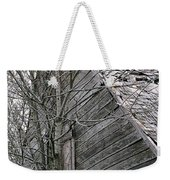Old Farmhouse I I Weekender Tote Bag