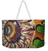 Old Fashion Flower 2 Weekender Tote Bag