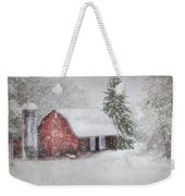 Old Fashioned Christmas Weekender Tote Bag