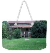 Old-fashioned Welcome Weekender Tote Bag