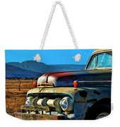 Old Ford Weekender Tote Bag