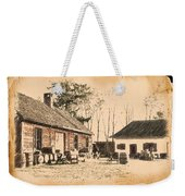 Old Fort Langley 1 Weekender Tote Bag
