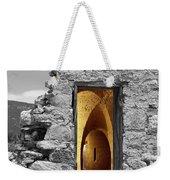 Old Fort Through The Magic Door Weekender Tote Bag