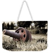 Old Foundry Gear Weekender Tote Bag