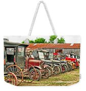 Old Friends Weekender Tote Bag