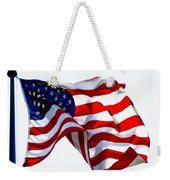 America The Beautiful Usa Weekender Tote Bag