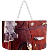 Old Glory Days Door Limited Edition Weekender Tote Bag