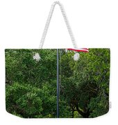 Old Glory High And Proud Weekender Tote Bag