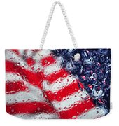 Old Glory Impression Weekender Tote Bag