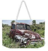 Old Gmc Truck Weekender Tote Bag