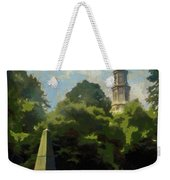 Old Granery Burying Ground Weekender Tote Bag