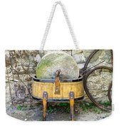 Old Grindstone Weekender Tote Bag by Ivan Slosar