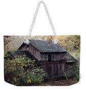 Old Grist Mill Weekender Tote Bag by Thomas Woolworth