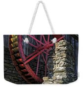 Old Grist Mill Vermont Weekender Tote Bag
