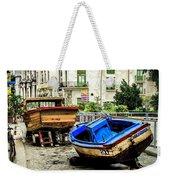 Old Havana Weekender Tote Bag by Karen Wiles